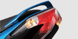 Arrow Shaped Tail Light Jupiter Z1