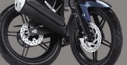 Double Disk Brake Vixion New