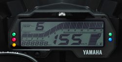 Full Digital Speedometer + Shift Timing Light R15