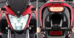 LED Head Light & Tail Light Vixion R-155