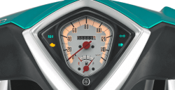 Speedometer Mio S with ECO Indicator