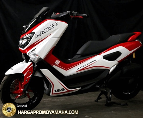 Modifikasi Yamaha NMax Custom